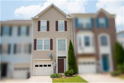 Large open townhome with three finished levels!