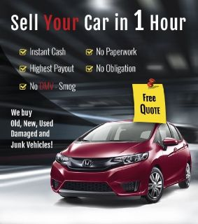 CASH FOR ANY CAR WE BUY ANY CAR FOR CASH