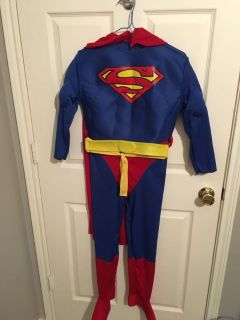 Superman muscle costume size M
