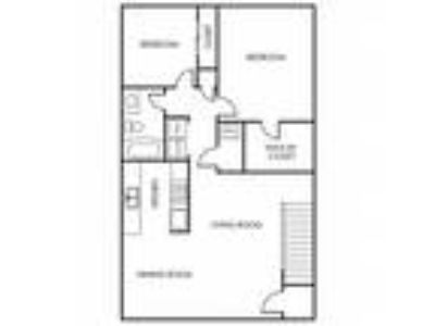 Bayview Terrace Apartments - 2A Floor Plan