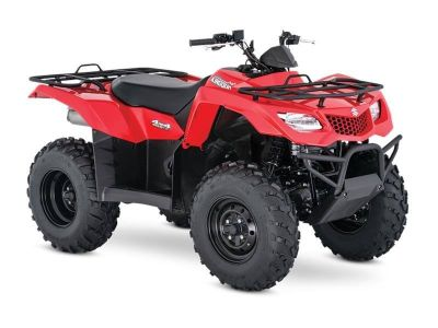 2017 Suzuki Motor of America Inc. KingQuad 400FSi Utility ATVs Little Rock, AR