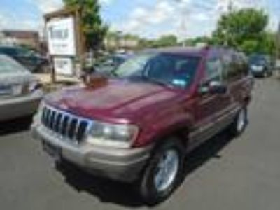 Used 2002 JEEP GRAND CHEROKEE For Sale