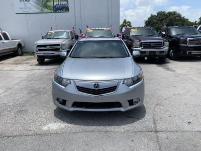 2012 Acura TSX Base (Silver)