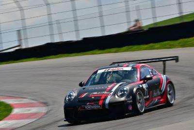2018 Porsche 991 GT3 Cup