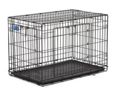 Metal Dog Crate - NEW