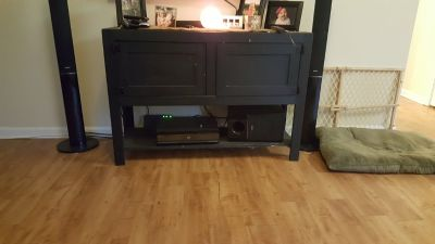 Famrhouse TV stand