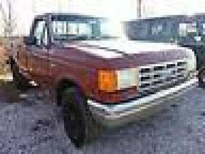 $200 1991 Ford F-150 REG CAB 4X4