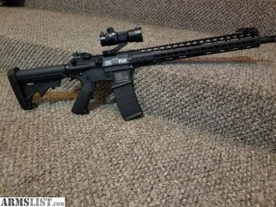 For Sale/Trade: Anderson enhanced AR15