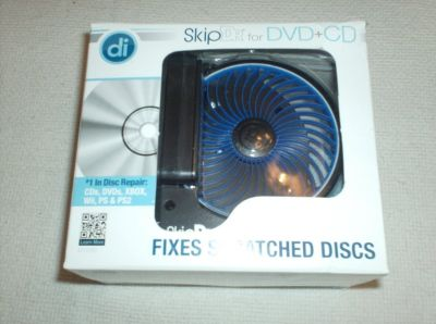 DI - Skip Dr. for DVD & CD