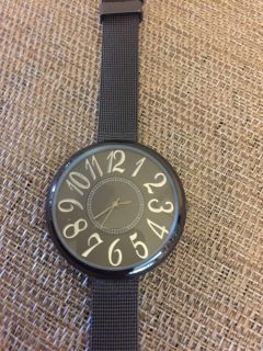 ACCURIME WATCH GREAT CONDITION NEEDS BATTERY