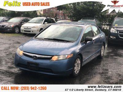 2006 Honda Civic DX (Blue)