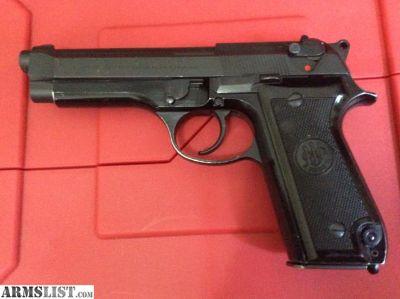 For Sale: Beretta 92S