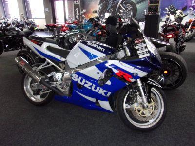 2001 Suzuki GSX-R750 SuperSport Motorcycles Philadelphia, PA