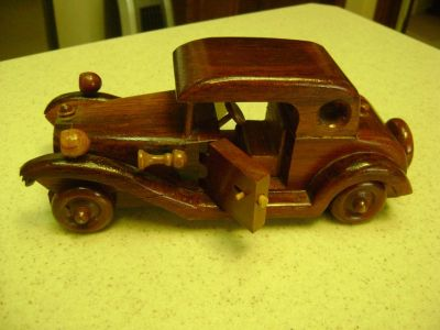 Collectible Handcrafted Model Car