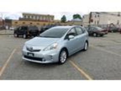 Used 2012 TOYOTA PRIUS V For Sale