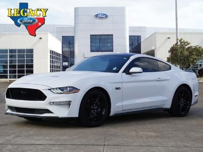 2018 Ford Mustang GT (Oxford White)