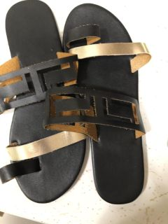 Cute sandals - new wore once. Size 8