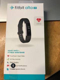 FitBit Alta HR - NEW (save $30 or more here)