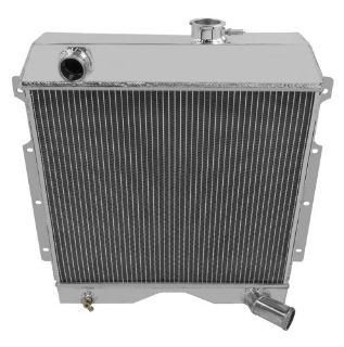 Find 1957 1958 1959 Jeep Willys Truck, Wagon, 6-226 Champion 3 Row Aluminum Radiator motorcycle in Riverside, California, United States, for US $224.90