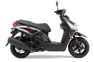 2017 Yamaha Zuma 125 250 - 500cc Scooters Gulfport, MS