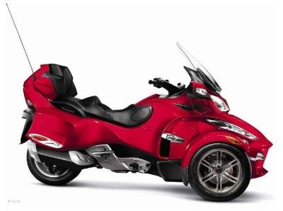 2012 Can-Am Spyder RT-S SE5 3 Wheel Motorcycle Elk Grove, CA
