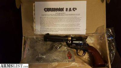 For Sale/Trade: Single Action .45 Long Colt (.45 colt)
