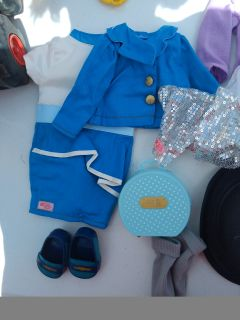 Our Generation doll clothes lot