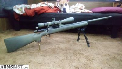 For Sale: Remington 700p 300 winmag