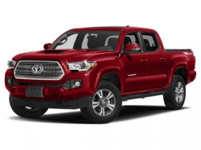 2019 Toyota Tacoma TRD Sport 4x4 Double Cab (Cement)