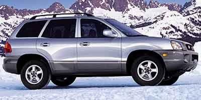 2002 Hyundai Santa Fe Base (Not Given)