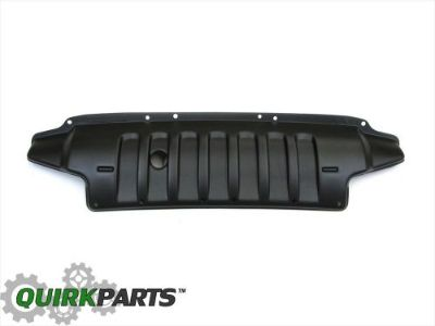 Sell 2007-2016 Jeep Wrangler Front Bumper Air Dam Plate MOPAR GENUINE OEM NEW motorcycle in Braintree, Massachusetts, United States, for US $57.91