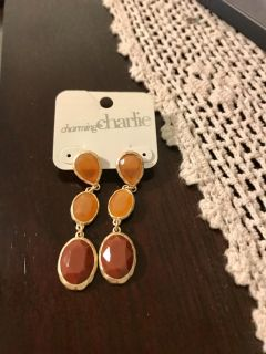 Brand new earrings from Charming Charlie s
