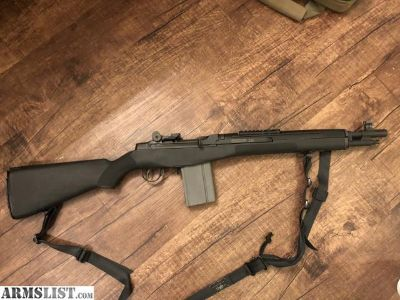 For Sale/Trade: M1A socom 16 FNX tac 45