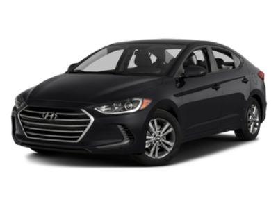 2018 Hyundai Elantra Value Edition (Phantom Black)