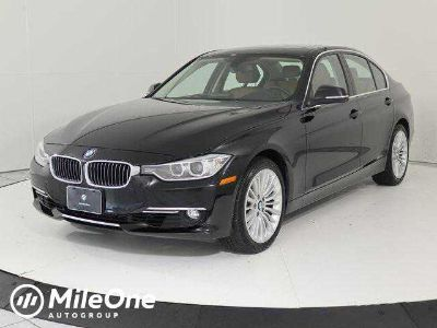 Used 2013 BMW 3 Series 4dr Sdn AWD