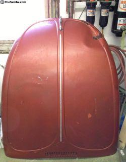 71-72 Suprer Beetle Hood