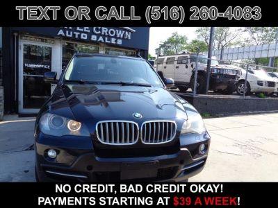 2010 BMW X5 xDrive48i (Blue)