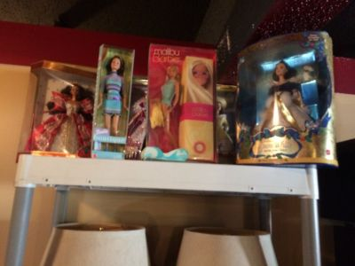Collectible Barbie Doll (s)