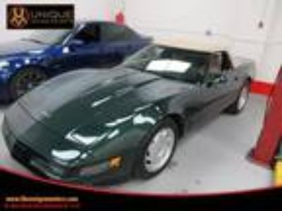 $12995.00 1993 CHEVROLET Corvette with 35508 miles!