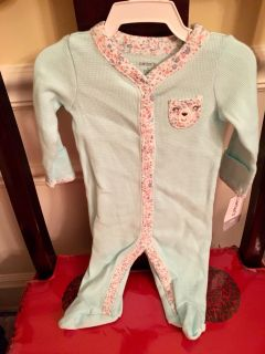 NWT thermal footed sleeper