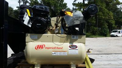 $800, Ingersoll rand air compressor new