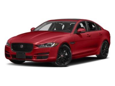 2018 Jaguar XE 25t Premium (CALDERA)