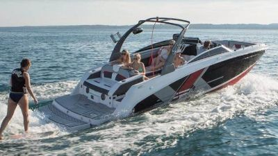 2019 Four Winns HD270 SURF Ski and Wakeboard Boats Afton, OK