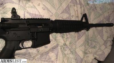 For Sale: Bushmaster upper 16 carbon