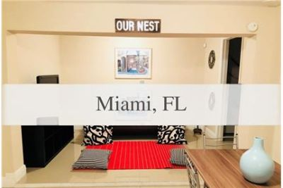 2 bedrooms - Beautiful Furnished House 2/1 totally equipped.