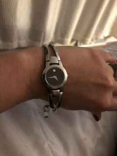 Authentic Movado watch worn handful of times