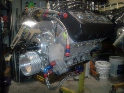 500 cid ajpe hemi psi d rotor