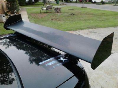 "$300 Nascar ""Cars Of Tomorrow"" Spoiler / Wing Carbon Fiber Crawford"