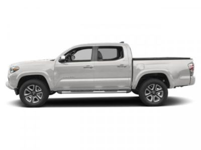 2019 Toyota Tacoma Limited (Super White)