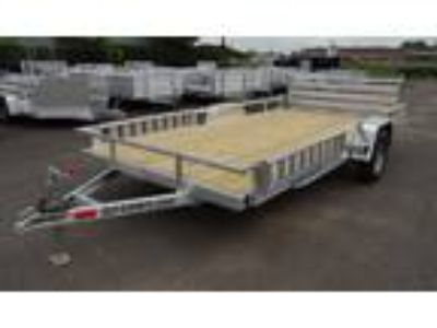 2018 Dell Rapids Custom Trailers Aluminum ATV Trailer AS8314RR